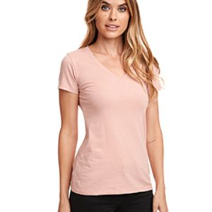 Ladies' Ideal V-Neck Tee Thumbnail