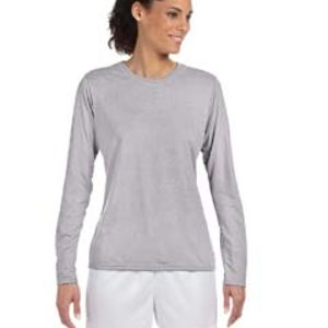 Performance™ Ladies' 4.5 oz. Long-Sleeve T-Shirt Thumbnail