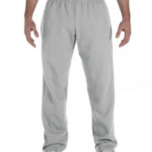 Heavy Blend™ 8 oz., 50/50 Open-Bottom Sweatpants Thumbnail