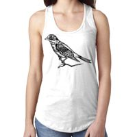 Ladies' Ideal Racerback Tank Thumbnail