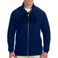Premium Cotton® 9 oz. Fleece Full-Zip Jacket Thumbnail